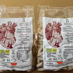 DUe confezioni di benne di grano russello