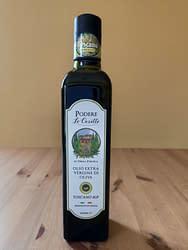 Bottiglia di Olio Le Casette