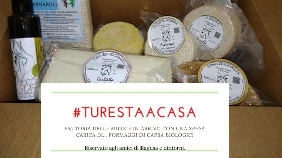 SE #TURESTIACASA FATTORIA DELLE MILIZIE ARRIVA!