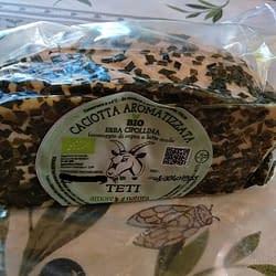 presentazione del formaggio e di come viene confezionato.